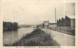 SARTROUVILLE - Bords De Seine, Les Usines CAMS. - Sartrouville