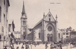 CPA - 03 - CUSSET - L'église - Frankrijk