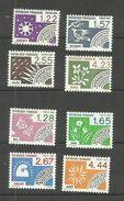 France Préoblitérés N°186 à 193 Neufs**  Cote 13.95 Euros - 1964-1988