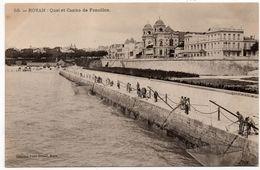 Royan : Quai Et Casino Du Foncillon (Collection Victor Billaud, N°53) - Royan