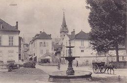 CPA - 03 - CUSSET - Place Félix Cornil - RARE !!!!! - France
