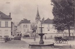 CPA - 03 - CUSSET - Place Félix Cornil - RARE !!!!! - Frankrijk