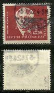 DDR  1950,  Nr. 254 Bb, Gest., Geprüft - [6] Democratic Republic