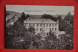 Saint Martin  Valmeroux - La Ganterie - France
