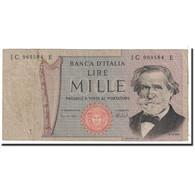 Italie, 1000 Lire, 1975, KM:101d, 1975-08-05, TB - [ 2] 1946-… : République