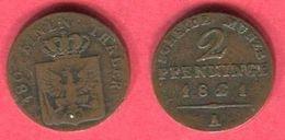 PRUSSE ( C 124)   TB  3 - [ 1] …-1871 : German States