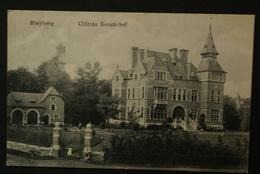 Bleyberg - Chateau Gensterhof - Plombières