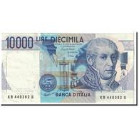 Italie, 10,000 Lire, 1984, KM:112a, SUP - [ 2] 1946-… : République
