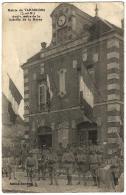 77 - B21431CPA - VARREDDES - Mairie - Anniversaire De La Bataille De La Marne - Assez Bon état - SEINE-ET-MARNE - Unclassified