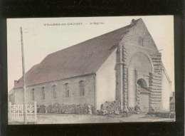 59 Villers En Cauchy L'église édit. Combier Couleur - Autres Communes