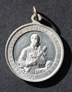 """Médaille Religieuse Pendentif """"Vierge à L'Enfant / Saint Gérard Majella"""" Religious Medal - Religione & Esoterismo"""