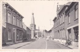 BAARLE-HERTOG  -  Belgische Kerk En Gemeentehuis - NELS - Baarle-Hertog