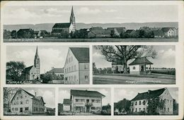 AK Essenbach Altheim, Mehrbildkarte, Ca. 1940er Jahre (21381) - Sonstige