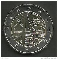 """PORTUGAL € 2 """" 50 Jaar Brug Vab"""" 2016 - Portugal"""