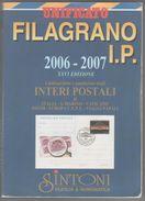Catalogo Unificato Filagrano, INTERI POSTALI 2006-2007, Forlì 2005 - Italie