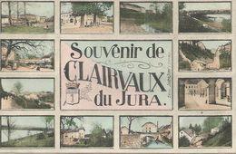 Souvenir De Clairvaux Du Jura - Clairvaux Les Lacs