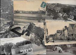 Lot 870 De 10 CPA CPSM Yonne Département 89 Déstockage Pour Revendeurs Ou Collectionneurs - Cartes Postales