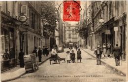 CPA PARIS (17e) Rue Darcet. Boulevard Des Batignolles (538520) - Distretto: 17