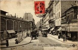 CPA TOUT PARIS (17e) 1964 Rue Des Moines. LE Marche. (560361) - Distretto: 17