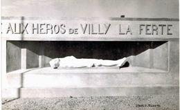 Villy La Ferte Aux Morts De Villy La Ferté - France
