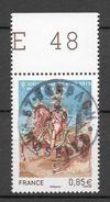 FRANCE 2017   - Timbre - Joachim Murat 1767-1815 Oblitéré Cachet Rond - France