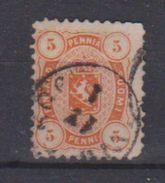 Finlande  / N 14 A  / 5 P. Orange / Oblitéré / Côte 15 € - Oblitérés