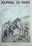 JOURNAL Du MANS (SARTHE)-12/11-BATAILLE De GLENCOE/TRANSVAAL/BOERS-DUNKERQUE FETE Des LANTERNES - Magazines