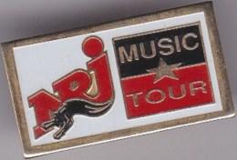 Pins - NRJ - Music - Tour - Musique