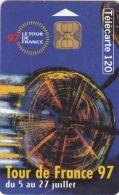 Télécarte - Cyclisme - Tour De France 1997 - Sport