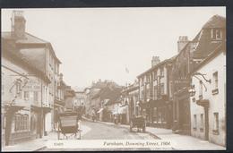 Surrey Postcard - Farnham, Downing Street, 1904 (Modern Reproduction)  DC706 - Surrey