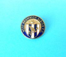WEST BROMWICH ALBION FC ( WBA ) - England Football Soccer Club Enamel Pin Badge Fussball Futbol Calcio Futebol British - Football
