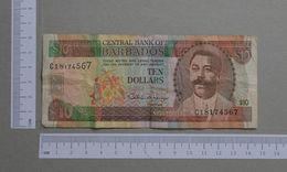 BARBADOS 10 DOLLAR  -    (Nº19056) - Barbados