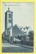 * Braine Le Comte (Hainaut - La Wallonie) * (SBP, Nr 9) église, Kerk, Church, Kirche, Animée, Rare, Straatzicht, Unique - Braine-le-Comte