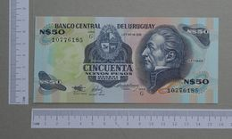 URUGUAY 50 PESOS  - (Nº19062) - Uruguay