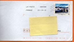 MUSEE DE LA BANDE DESSINEE ANGOULEME  Lettre Entière 110x220 N° DD 929 - 1961-....