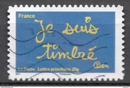 FRANCE 2011 Oblitéré : Les Mots De Ben - France