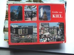 Duitsland Deutschland Schleswig Holstein Kiel In Rot - Kiel