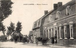 OOST-CAPPEL MAISON COMMUNE - Francia