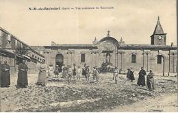 Rochefort-du-Gard - Notre Dame De Grâce - Vue Extérieure Du Sanctuaire - Rochefort-du-Gard