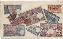 Billets De Banque Dinar Yougoslavie Banknotes P. Used - Munten (afbeeldingen)