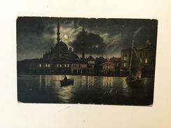 AK   TURKEY  CONSTANTINOPLE 1906 - Turquie
