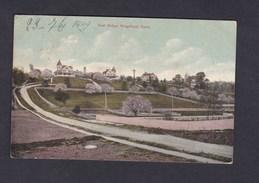 USA Connecticut Ridgefield East Ridge ( H.P. Bissel Co Cachet Annulation Timbre ) - Etats-Unis