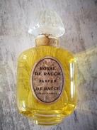 Grand Flacon De Parfum Royal De Rauch Paris France - Fragrances