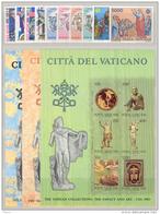 Vaticano 1983 Annata Completa/Complete Year MNH/** - Vatican