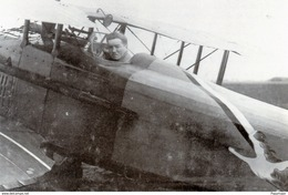 Militaria WW1 - René Fonck Sur Son SPAD VII - Escadrille SPA 103 - Aviation