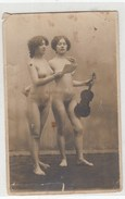 RUSSIA. NUDE. GIRLS WITH THIN TASTE. VIOLIN. - Poland
