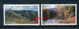 """ARMENIEN Mi.Nr. 353-354 EUROPA CEPT """" Natur Und Nationalparks """" 1999- MNH - 1999"""