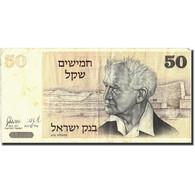 Israel, 50 Sheqalim, 1978, 1978, KM:46a, TTB - Israel