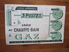 1 Seul Appareil 3 Postes Evier Baignoire Buanderie Grace Au Chauffe Bain A Gaz - Electricité & Gaz