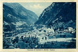 Cpa Panorama Di CANALE S. BOVO - TRENTINO - Other Cities